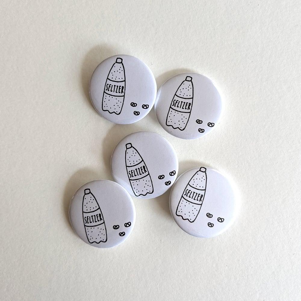 Image of Panic Snacks Button