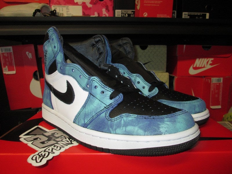 "Image of Air Jordan I (1) Retro High OG ""Tie Dye"" WMNS"
