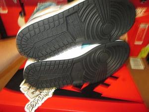 "Image of Air Jordan I (1) Retro High OG ""Tie Dye"" WMNS"