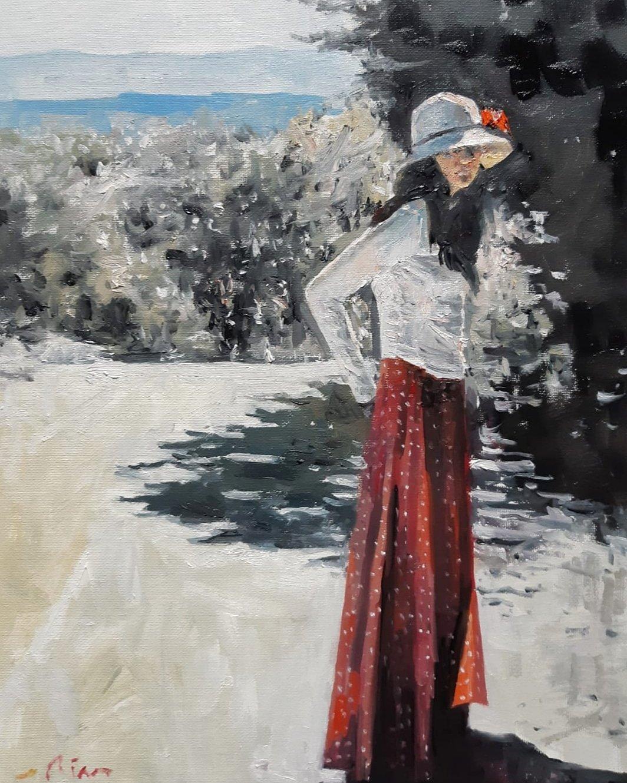 Image of ORIGINAL - Carla in Tuscany