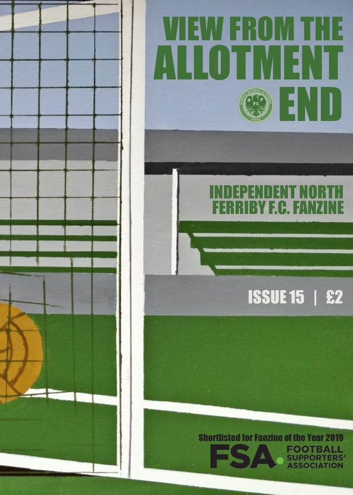 Image of View from the Allotment End - Issue 15