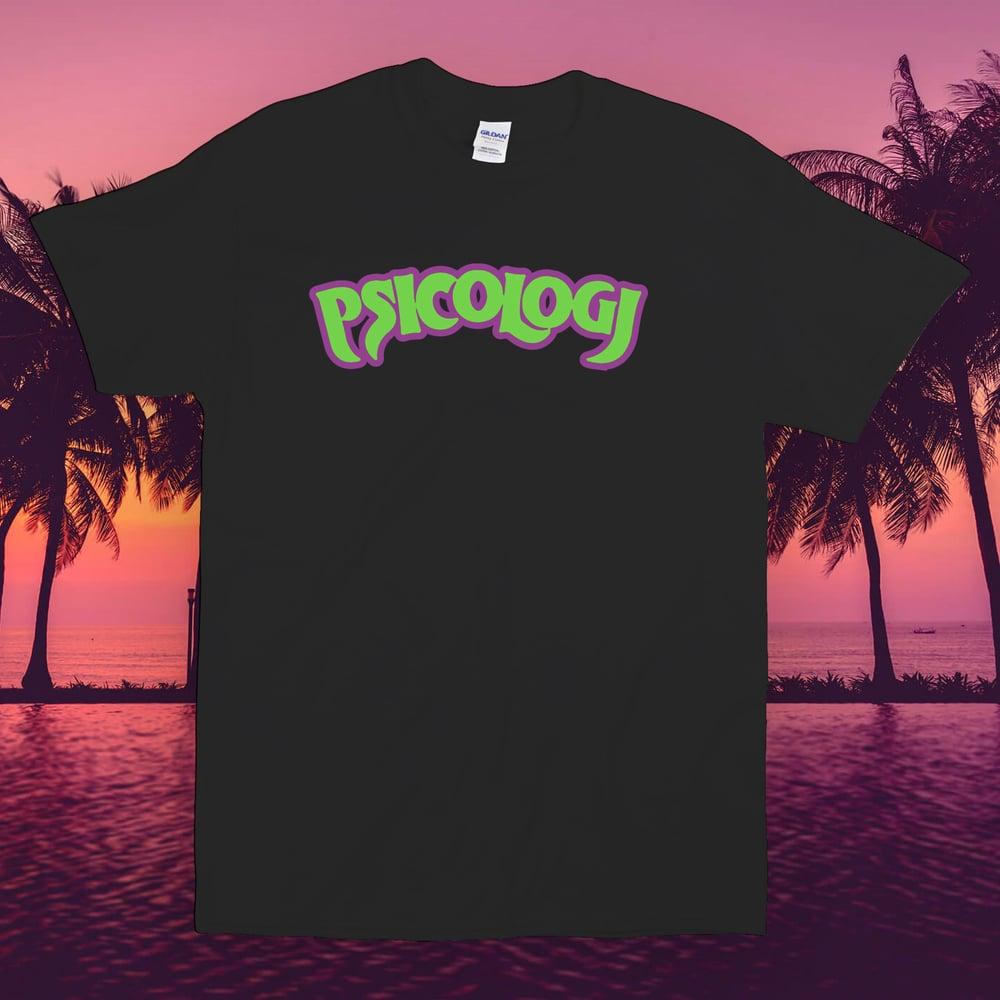 Image of Psicologi: T-Shirt NEW LOGO