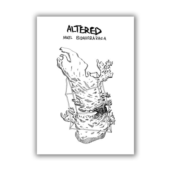 Image of Altered (fanzine)