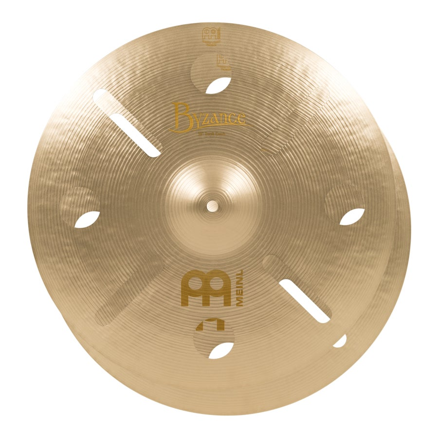"Image of Hand-selected by Benny Greb: 2x MEINL 16"" CRASH BYZANCE TRASH CRASH VINTAGE"