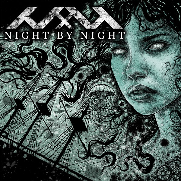 Image of Night By night - NXN (CD)