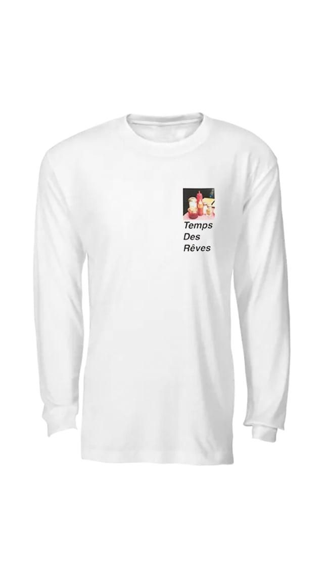Image of Long Sleeve T-Shirt - 'Ketchup'