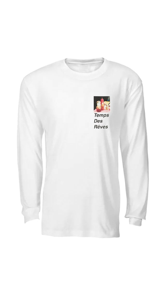 Image of Long Sleeve T-Shirt - 'Ketchup'