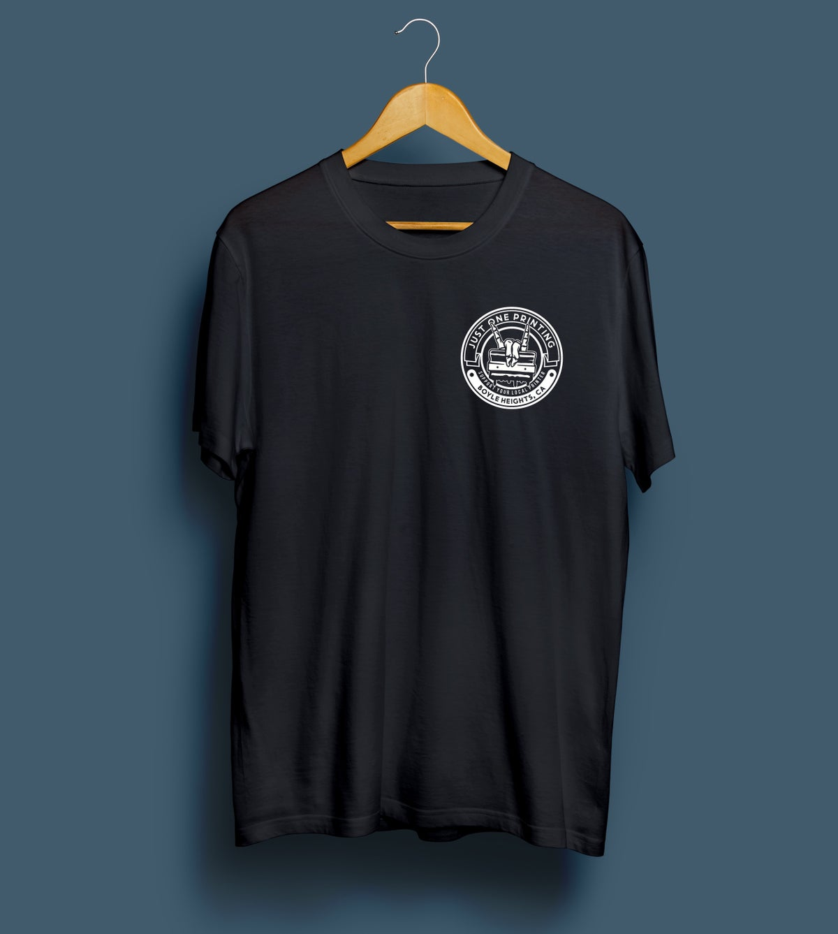 Image of Just One Printing T-Shirt