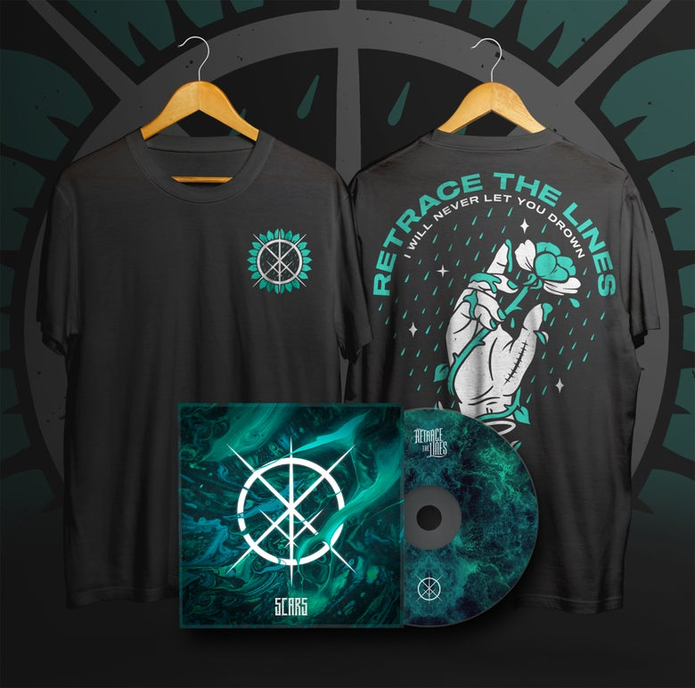 Image of Pack: T-Shirt + CD