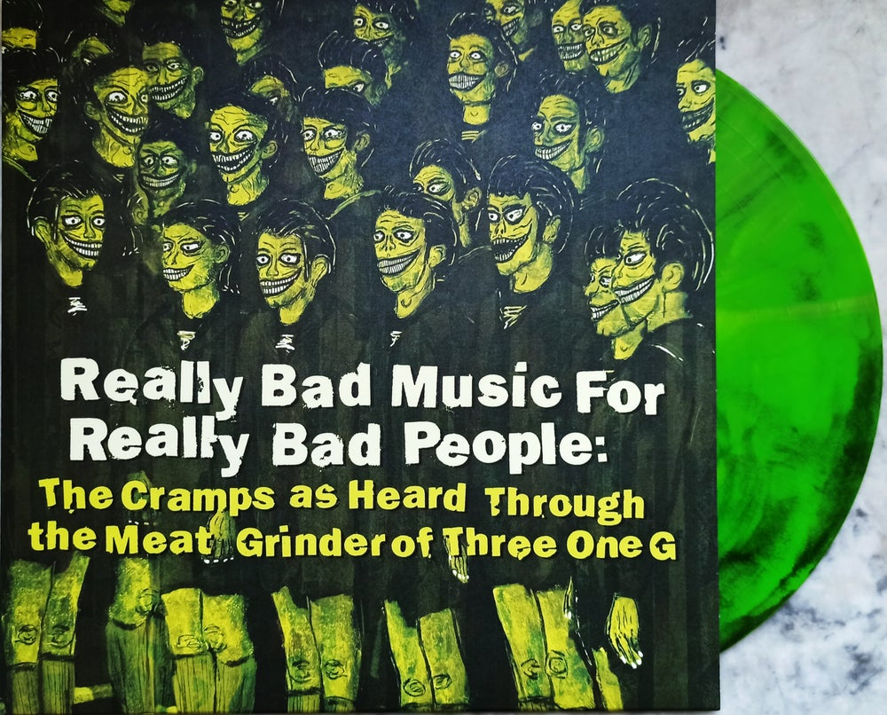 aa.vv - Really Bad Music For Really Bad People LP