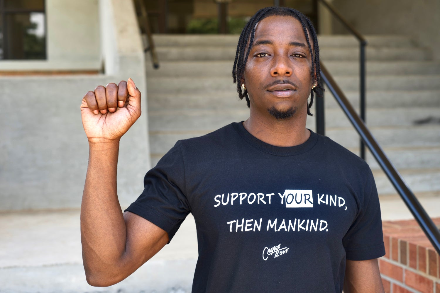 """Image of """"Our Kind"""" Tee"""