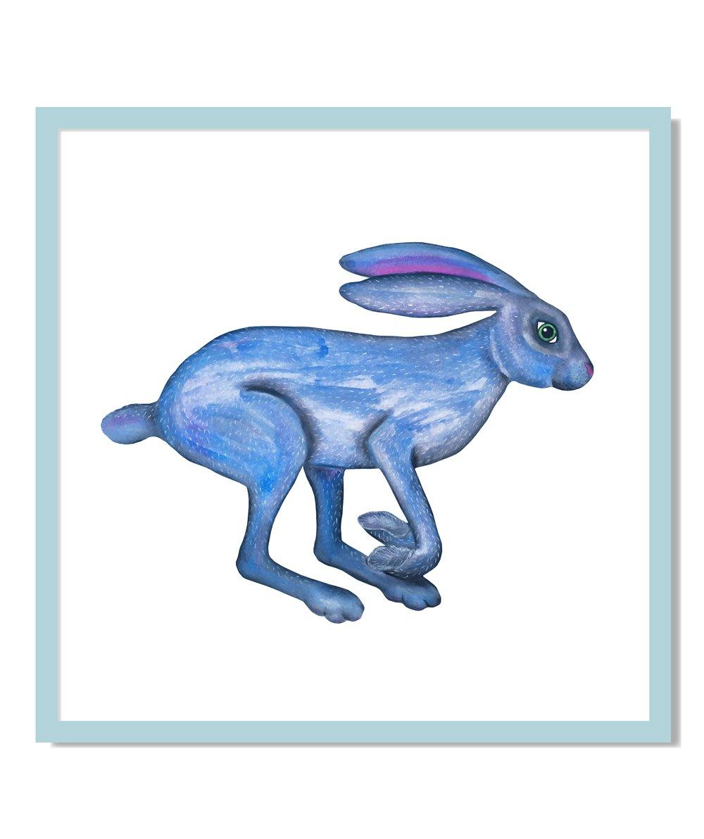 Image of Print: True blue