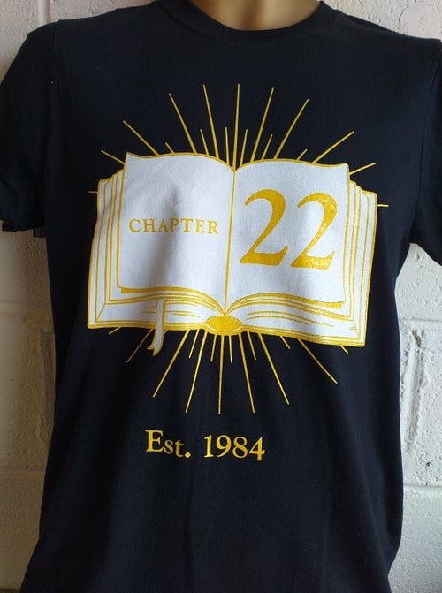 Image of Chapter 22 Ltd Edition T Shirt