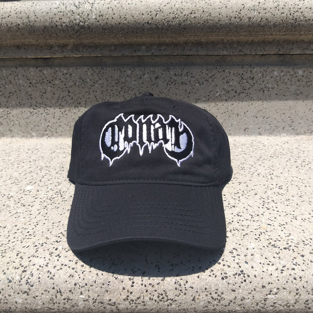 Image of Conan Logo Low Profile Snapback Cap w/ High Density Embroidery