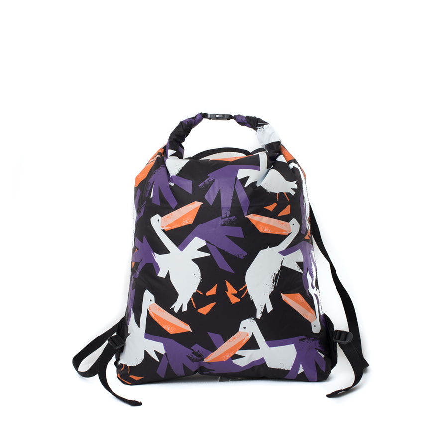 Image of Büro Destruct - Splash Backpack Pelican