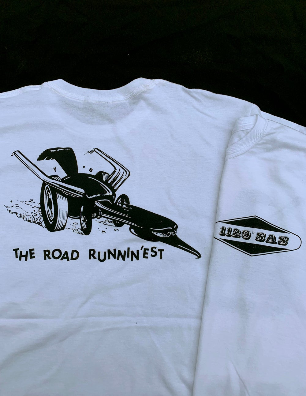 """Image of 1129th Special Activities Squadron """"road runners"""""""