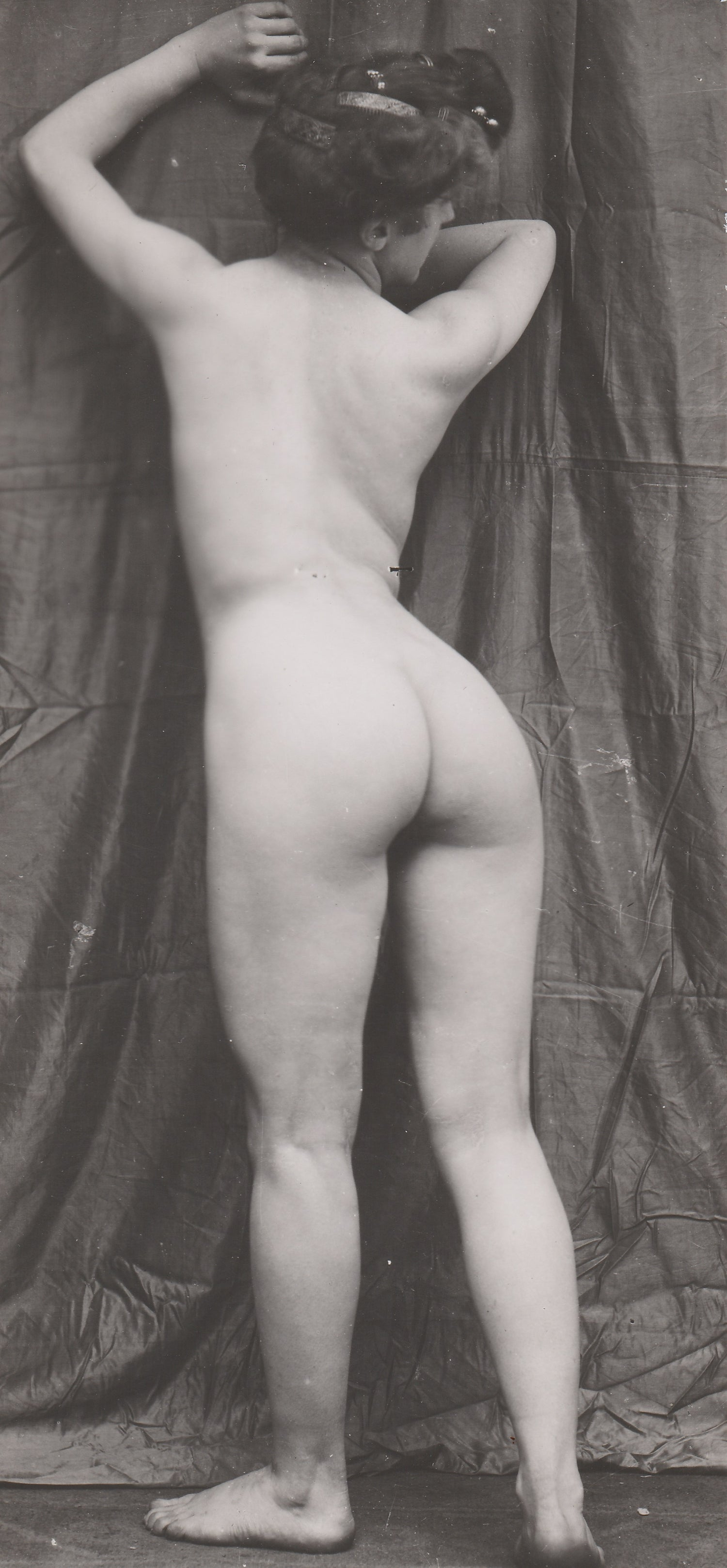 Image of Anonymous: artist study, ca. 1930