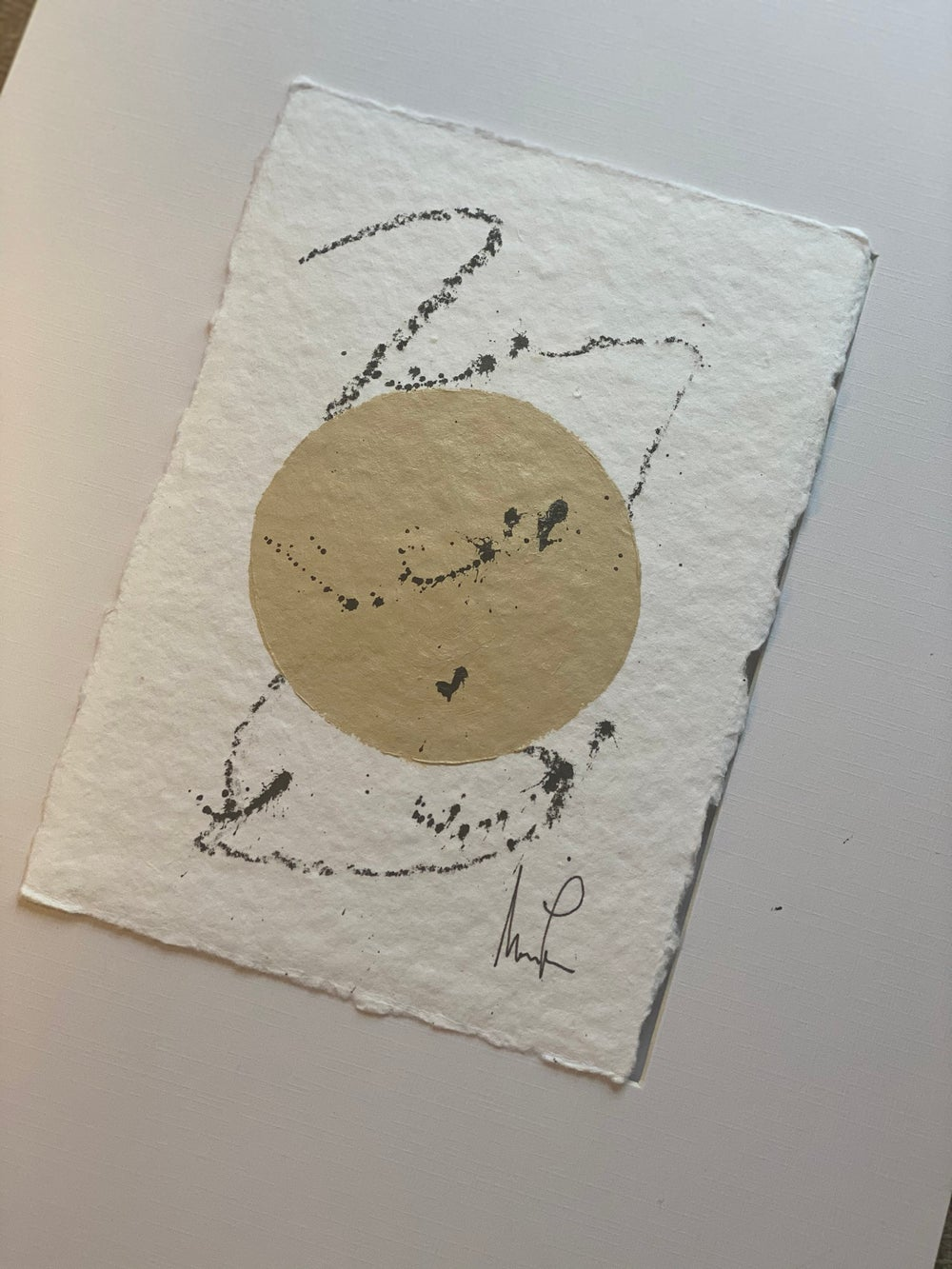 Image of Champagne Cotton Rag Paper  Collection (1)