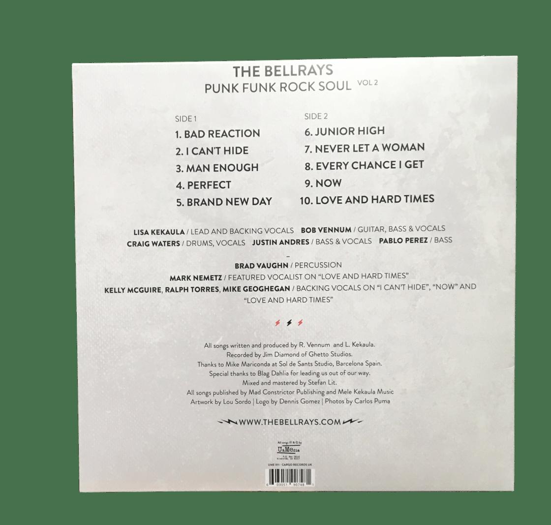 Image of Punk Funk Rock Soul - Vol. 2 Vinyl