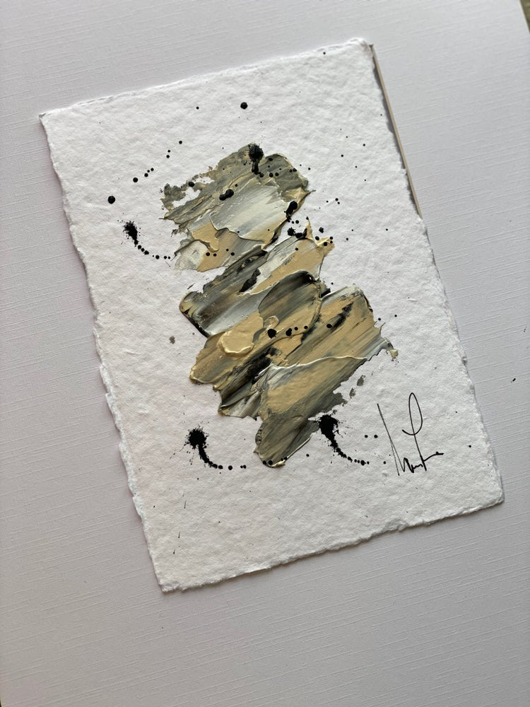 Image of Champagne Cotton Rag Paper Collection (6)