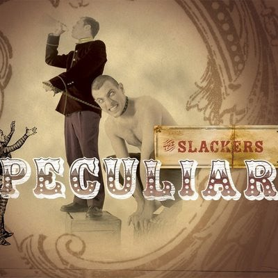 Image of The Slackers - Peculiar LP + 7""