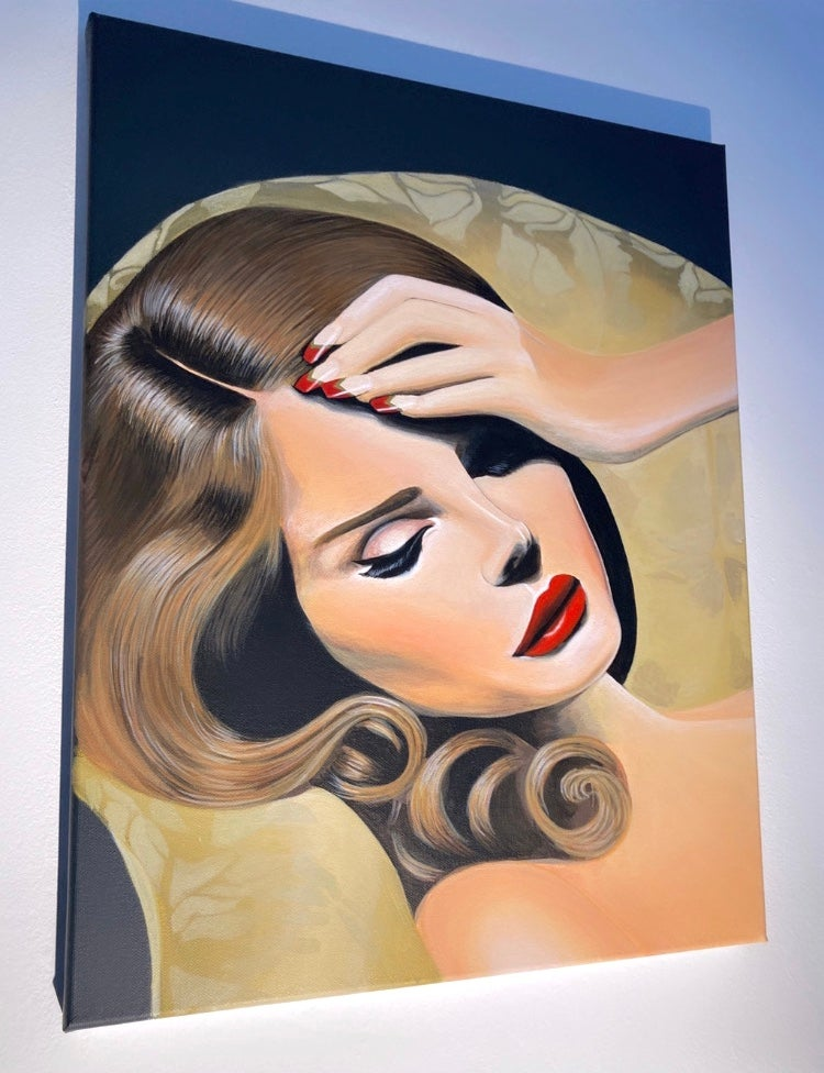 Image of Born To Die Limited Edition Poster Print