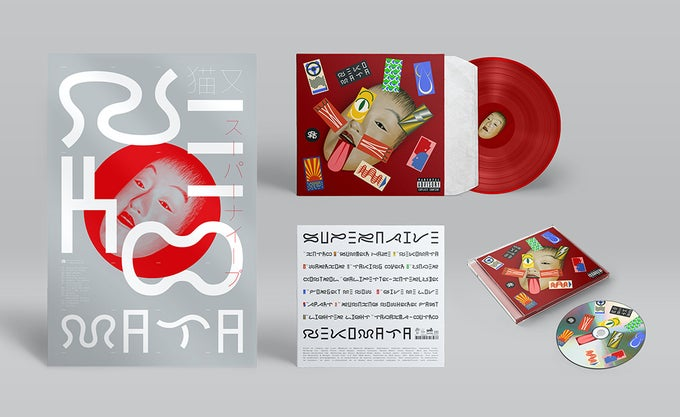 "Image of Supernaive ""Nekomata"" Pack (CD+VINYLE)"