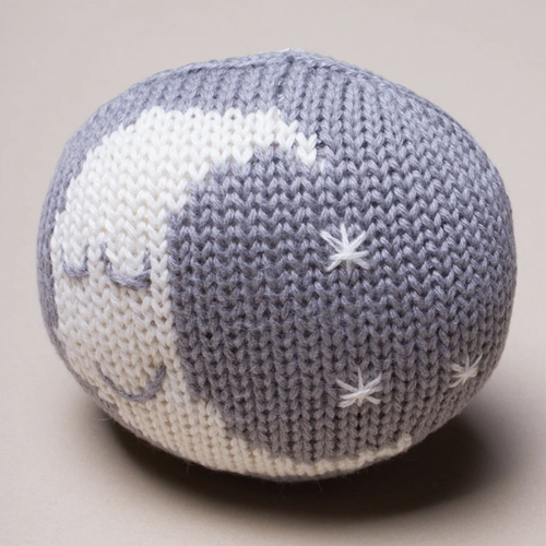 Image of  Organic Cotton Rattle