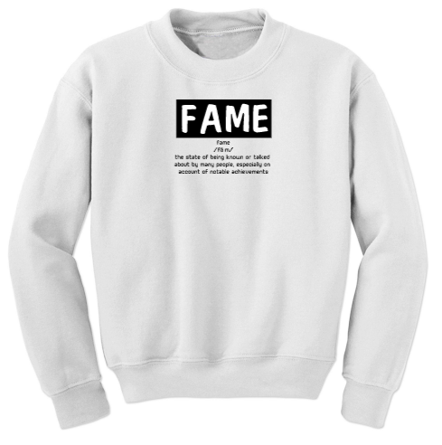 "Image of ""FAME"""