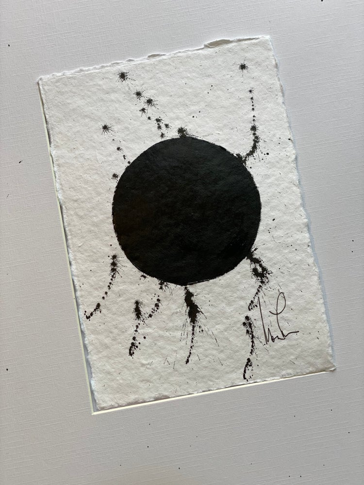 Image of Black Tie Cotton Rag Paper Collection (7)