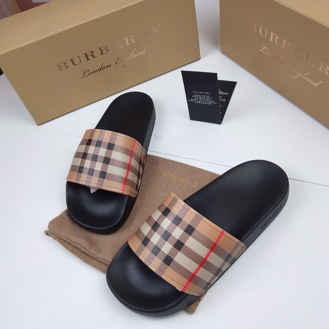 Image of Burberry Slide