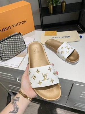 Image of LV Monogram Slides