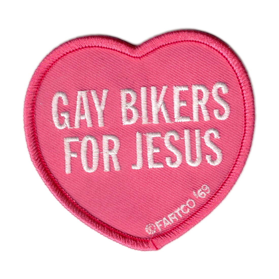 Image of Gay Bikers Patch