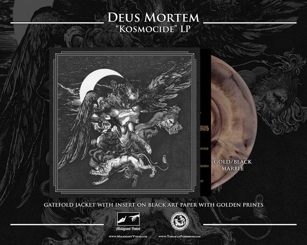 """Image of DEUS MORTEM - 'Kosmocide' 12""""LP ( lim. marble )"""