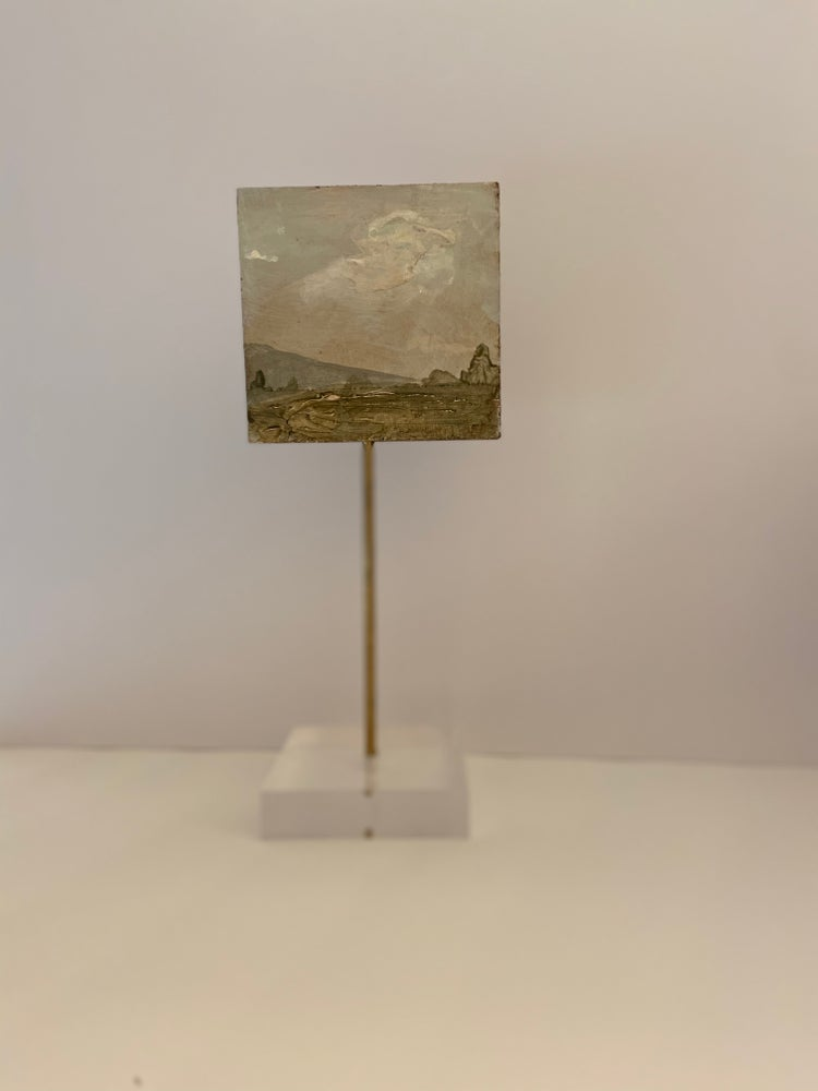 Image of MINI LANDSCAPE ON ACRYLIC