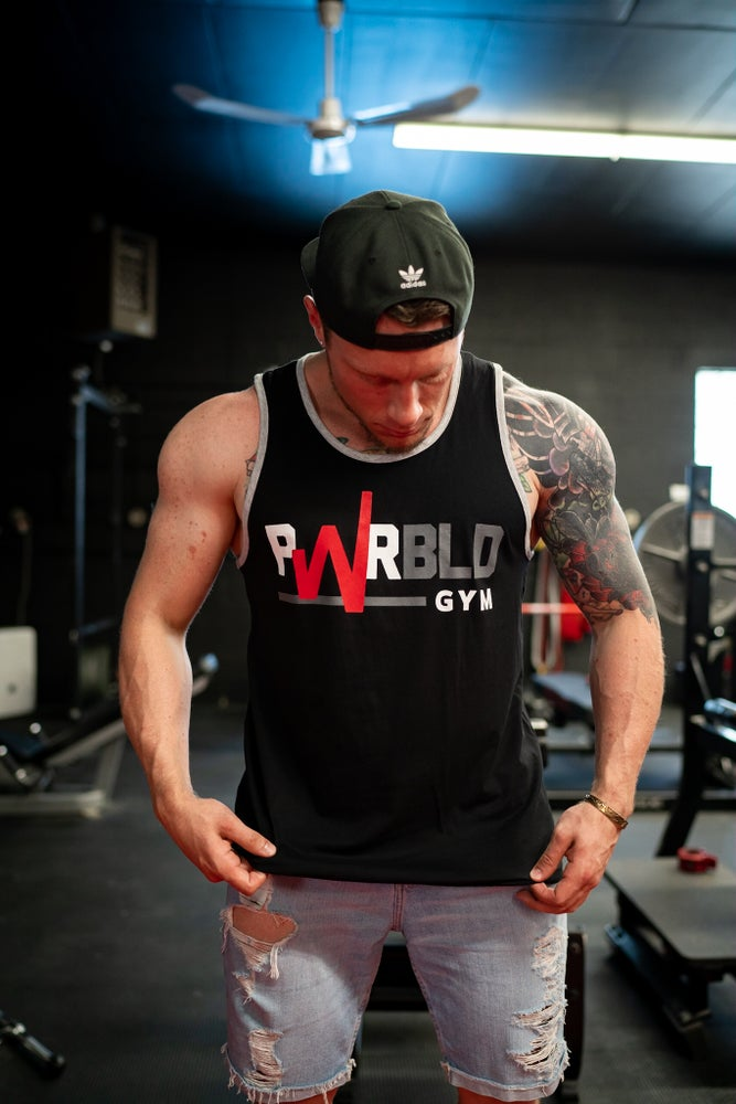 Image of PWRBLD Gym tank