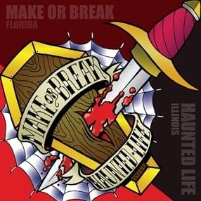 Image of ALR:004 Haunted Life/Make or Break