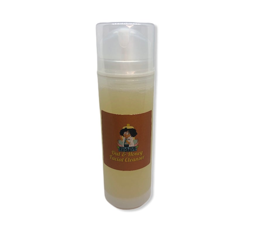 Image of Oat & Honey Facial Cleanser