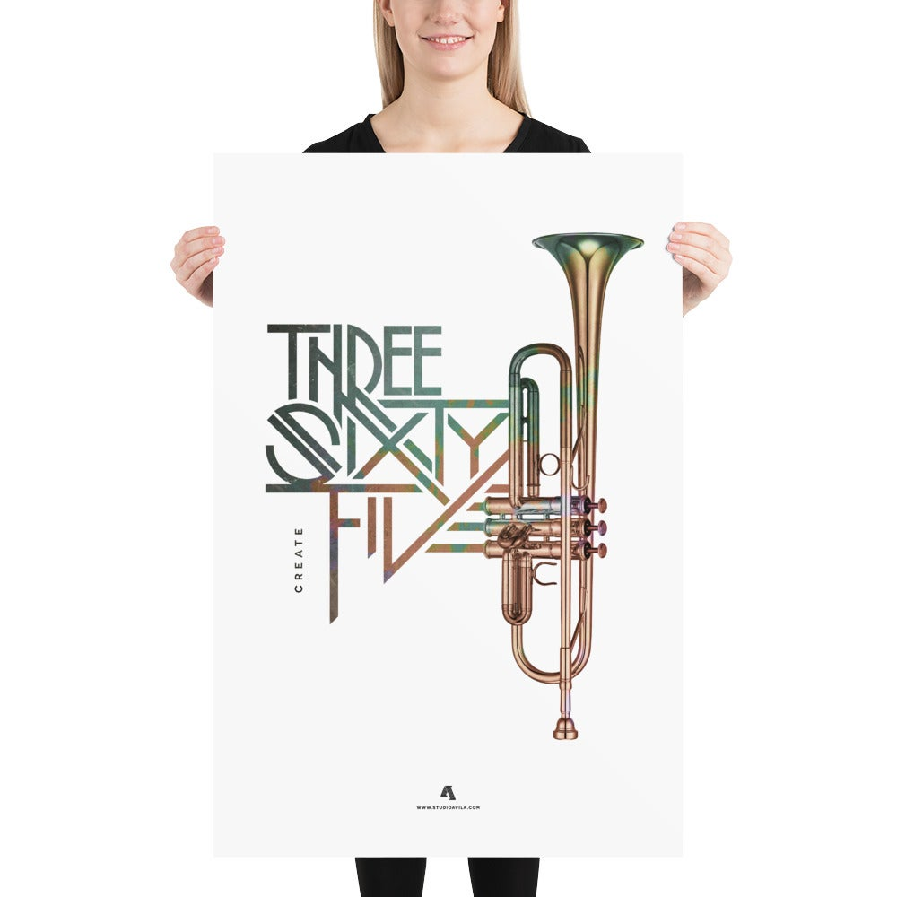 Image of Create: Three Sixty Five. Trumpet.