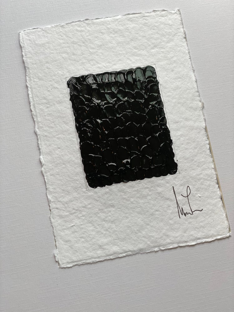 Image of Black Tie Cotton Rag Paper Collection (4b)