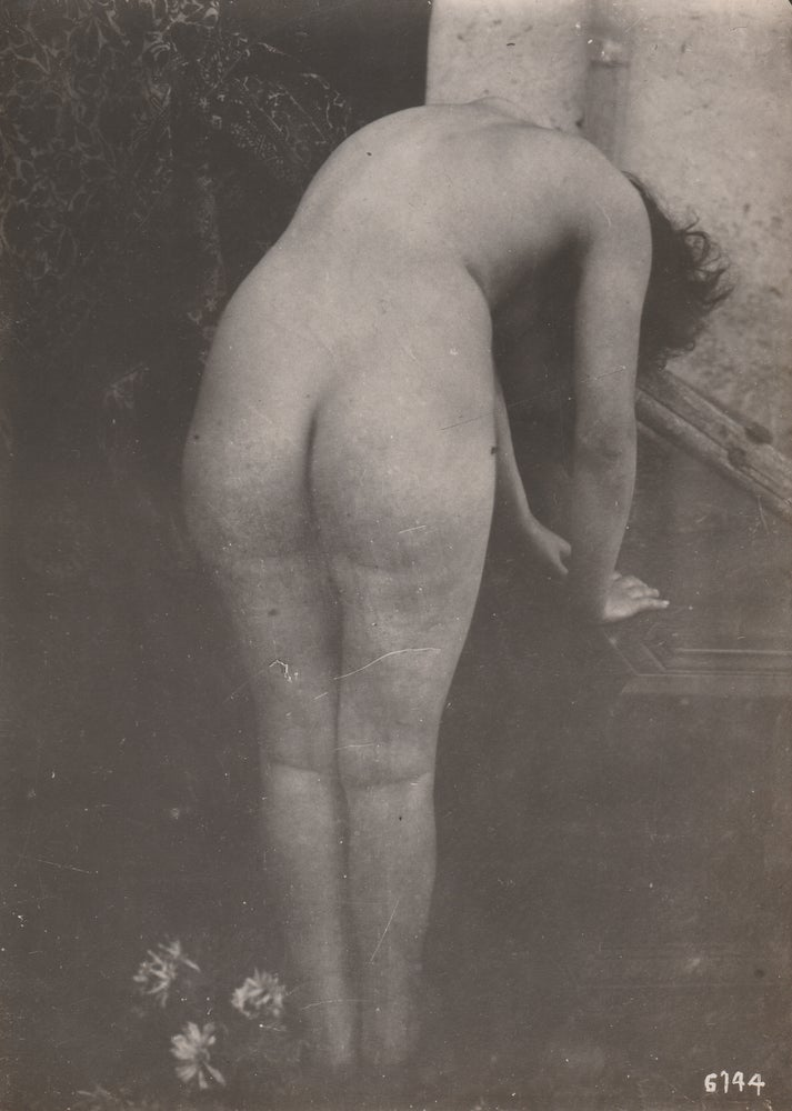 Image of Anonymous: nude study, ca. 1930s