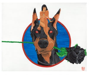 Image of Canine Cult print