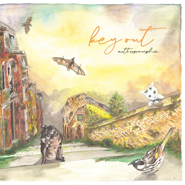 "Image of KEY OUT :: Anthropomorphia (12"" vinyl LP)"