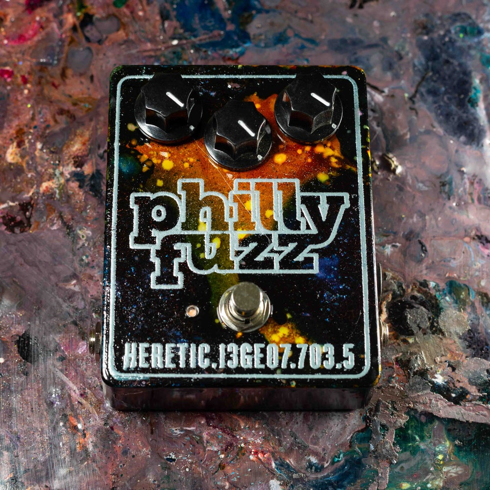 Image of PHILLY FUZZ HERETIC -- H16