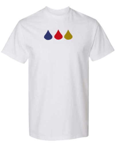 "Image of Ink Fame ""Color Drip"" Shirt"