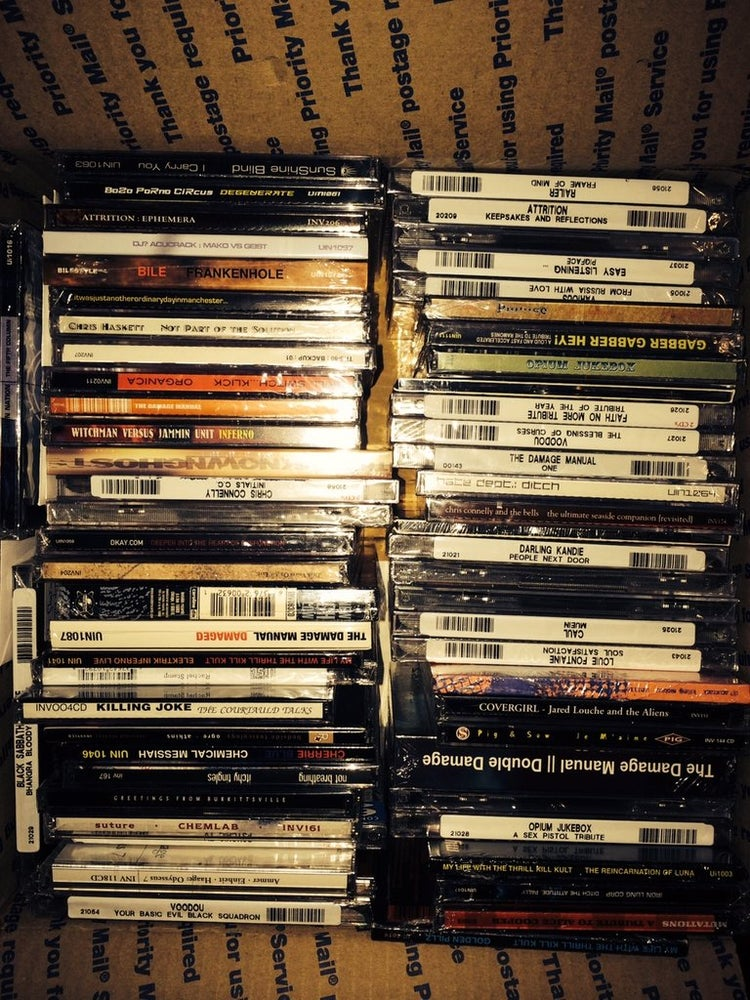 Image of Instant CD Collection!! 66 Titles and nearly 70 discs!!