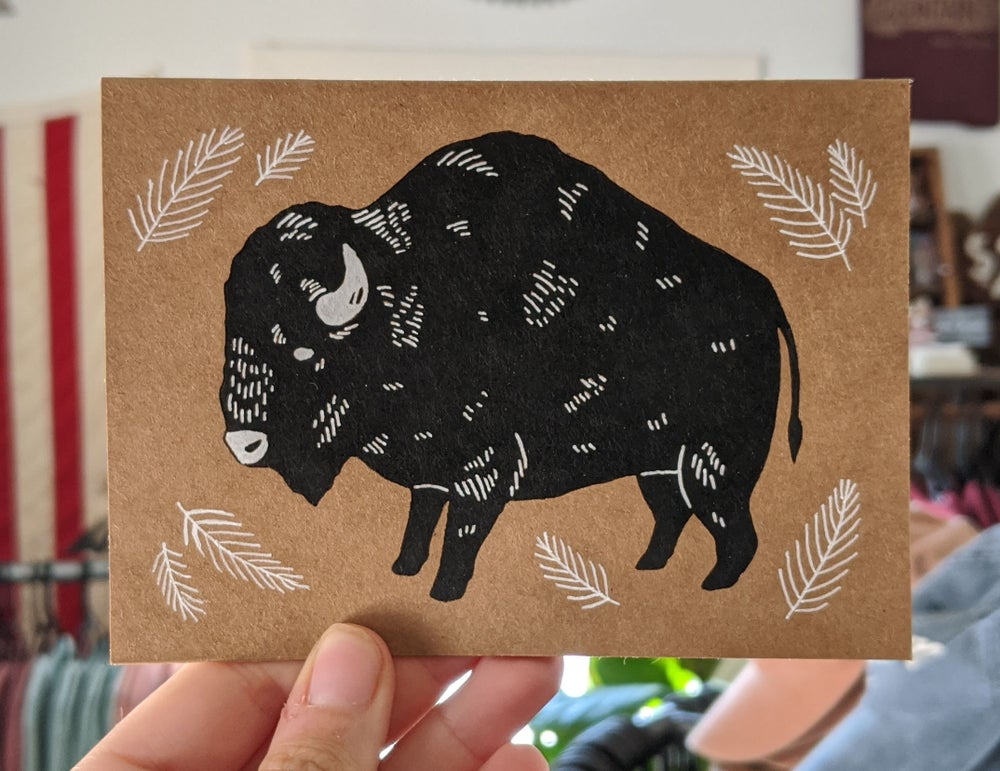 Image of Great Plains Greeting Cards