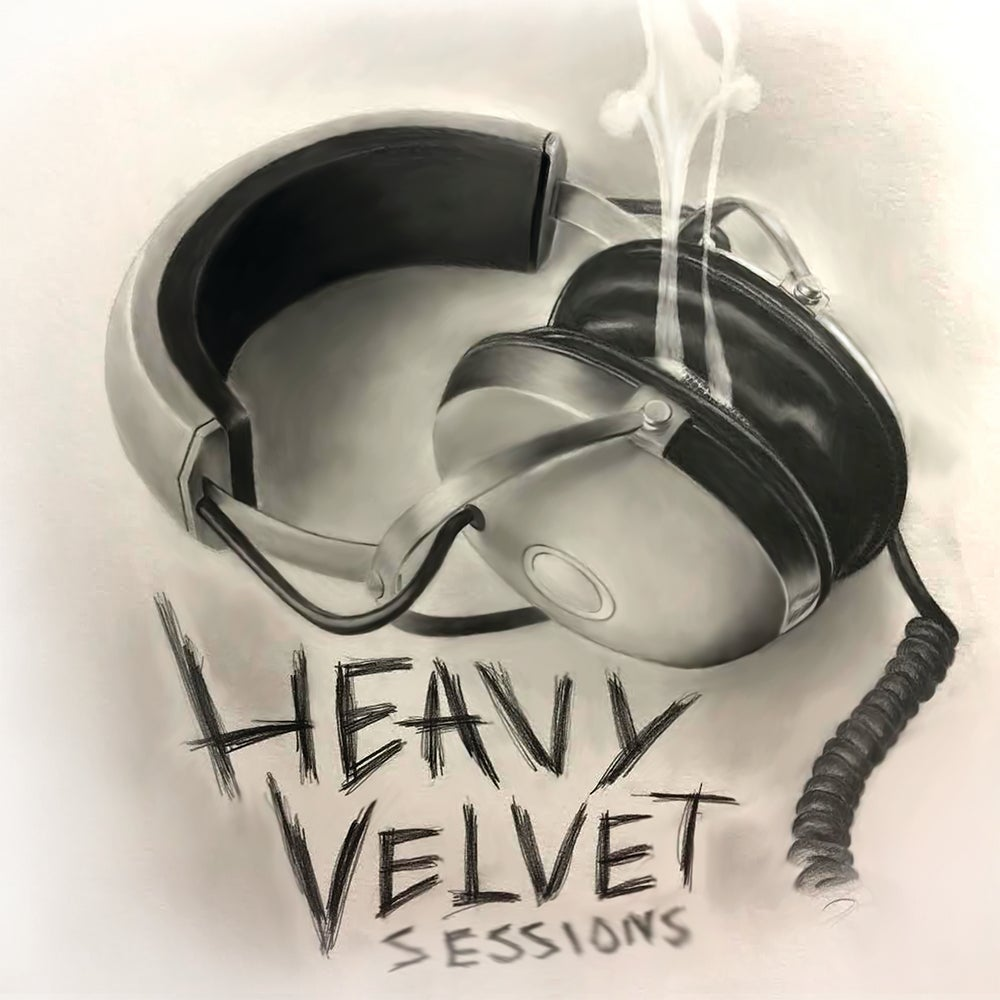 "Image of Heavy Velvet ""Sessions"" Supporter Appreciation LP *NowShipping*"