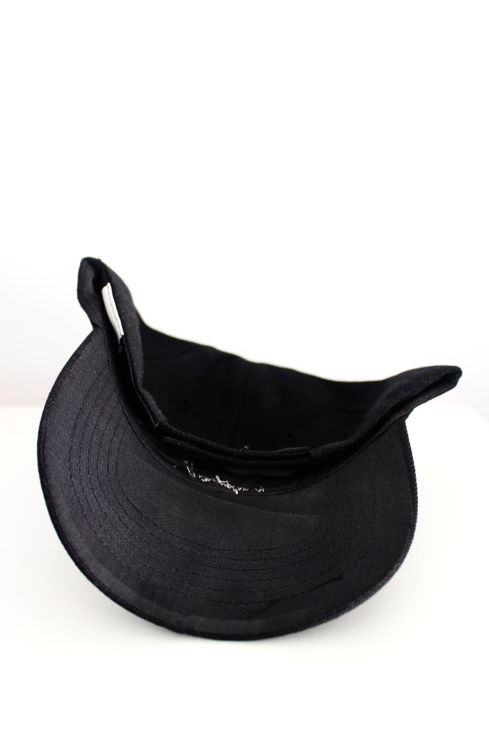 picked out baseball cap in black