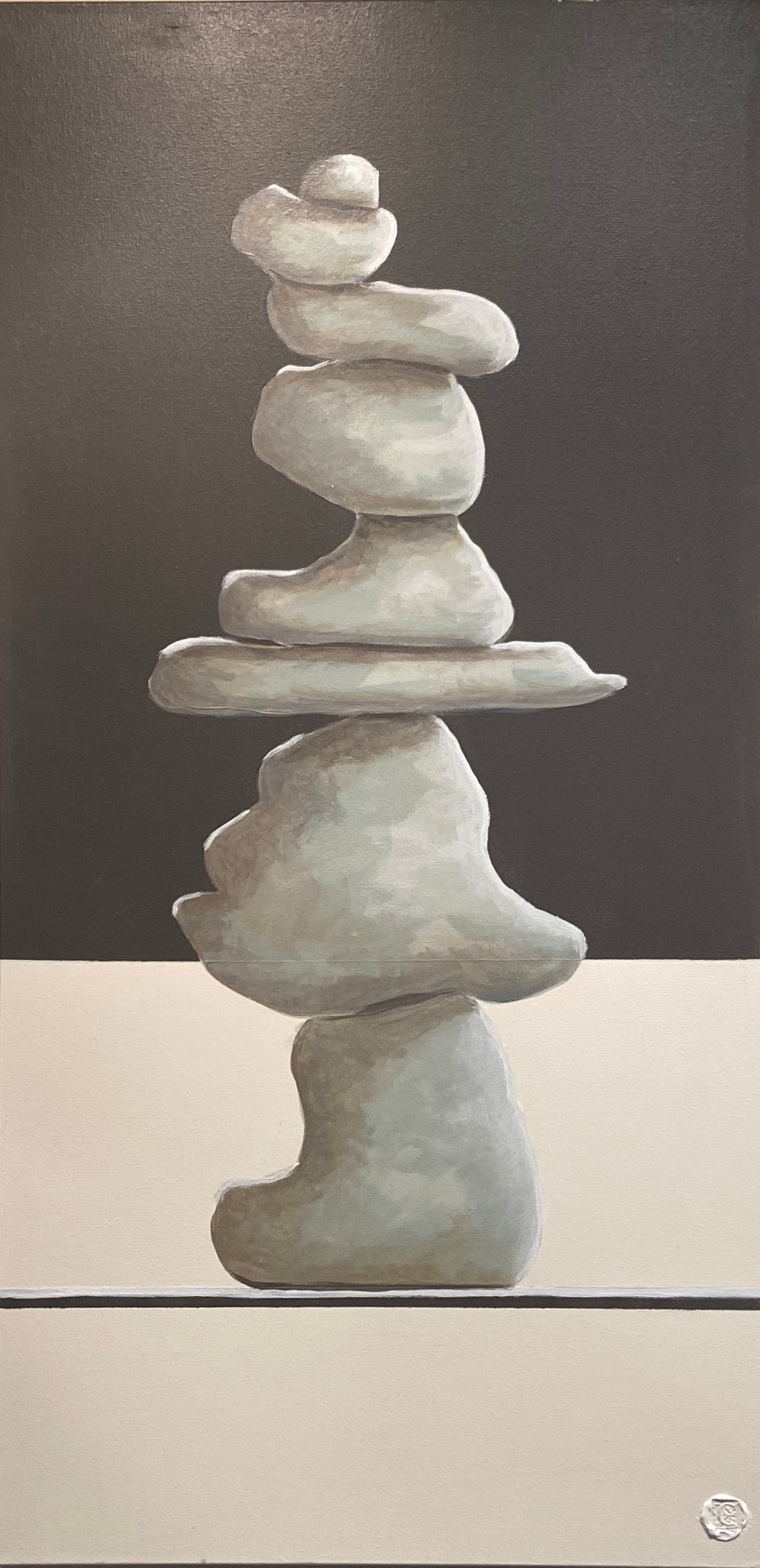 Image of STACKED STONES